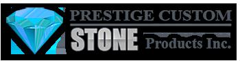 Prestige Custom Stone Logo